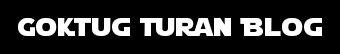 Goktug Turan Blog